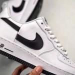 """【リーク】Supreme x Comme des Garçons x Nike Air Force 1 Low """"White""""【シュプリーム x CDG x ナイキ】"""