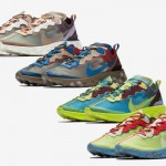 【抽選開始】Undercover x Nike React Element 87 Collection【9月13日発売】