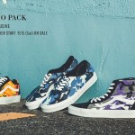 【オーダー開始】VANS POP CAMO PACK -BILLY'S EXCLUSIVE-【ヴァンズ x ビリーズ】