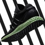 """【9月7日発売】adidas Y-3 Runner 4D """"Black""""【ワイスリー ランナー 4D ブラック】"""