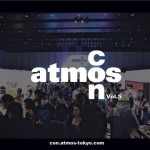 【10月8日】 atmos con Vol.5 参加ブランド&コンテンツ情報