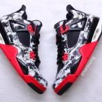 """【2019年発売】Air Jordan 4 """"Print"""" 2019【エアジョーダン4】"""