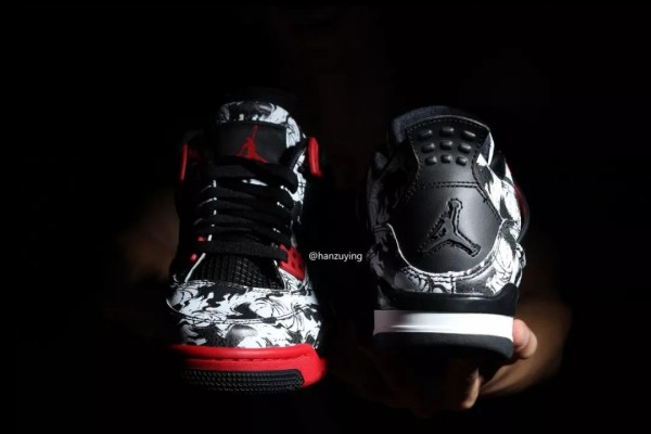 Air-Jordan-4-Print-White-Black-Red-BV7451-003-Release-Date-5
