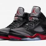"【各店舗詳細】Air Jordan 5 Satin ""Bred"" 【136027-006】"