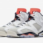 【国内10/10発売】Air Jordan 6 INFRARED Tinker【384664-104】