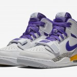 "【11月1日】Air Jordan Legacy 312 ""Lakers"" AV3922-157【レガシー312】"