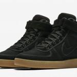 """【12月6日発売】Carhartt WIP x Nike Vandal High Supreme """"Black Gum""""【カーハート x ナイキ】"""