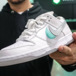 "【リーク】Nike SB Dunk Low Tiffany 2018 Pack ""White""【SB ダンク ティファニー】"