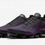 【紫・パープル】Nike Air VaporMax Flyknit 2.0 942842-013【ベイパーマックス】