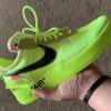 """【2018年末発売】Off-White x Nike Air Force 1 Low """"Volt""""【オフホワイト x ナイキ】"""