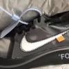 """【10月13日発売】Off-White x Nike Zoom Fly """"Black""""【オフホワイト x ナイキ】"""