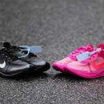 "【12月7日発売】Off-White x Nike Zoom Fly SP ""Black & Pink"""