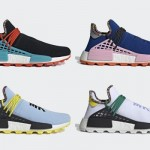 "【11月10日抽選販売】Pharrell Williams x adidas NMD Hu ""Inspiration"" Pack【ファレル x アディダス】"
