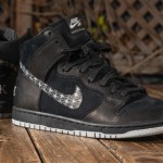 【10月27日】Black Bar x Nike SB Dunk High 【AH9613-002】