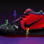"【10月30日発売】Nike Kyrie 4 ""Day of the Dead"" 【カイリー4 CI0278-800】"
