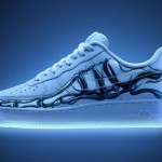 """【10月31日】Nike Air Force 1 QS """"Skeleton""""【エアフォース1 スケルトン】"""