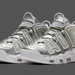 【10月26日】Nike Air More Uptempo metallic silver【モアテン 917593-003】
