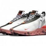 【近日発売】Nike React Runner Mid WR ISPA【ナイキ リアクト】