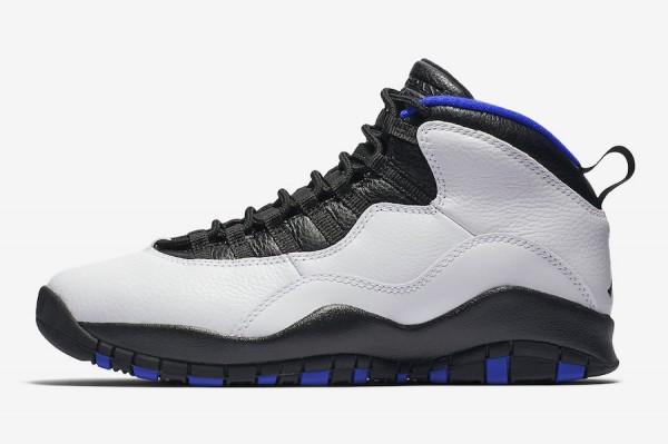 "【12月1日発売】Air Jordan 10 ""Orlando""【310805-108】"
