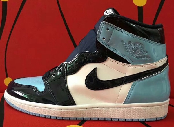 【2019年発売】air Jordan 1 Retro High Og Unc Patent 【エアジョーダン1