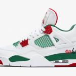 """【2019年発売】Air Jordan 4 NRG """"White Gucci""""【エアジョーダン4】"""
