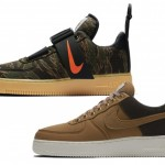【12月6日発売】Carhartt WIP x Nike Air Force 1 Low,Air Force 1 Utility Low【カーハート x ナイキ】