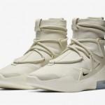 """【公式画像】Nike Air Fear of God 1 """"Light Bone""""【ナイキ x フィア オブ ゴッド】"""