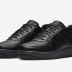 "【11月23日発売】Nike Air Force 1 Flyleather ""Triple Black""【エアフォース1】"
