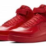 """【11月30日発売】Nike Air Force 1 Foamposite """"Red""""【エアフォース1 フォームポジット】"""