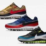 【11月22日】Nike Air Max 97/BW 3カラー展開【AO2406-400, AO2406-700, AO2406-003】