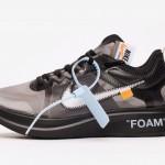 """【11月28日発売】Off-White x Nike Zoom Fly SP """"Black""""【オフホワイト x ナイキ】"""