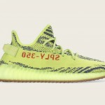"【12月14日再販】Yeezy Boost 350 V2 ""Semi Frozen Yellow""【イージーブースト350 V2】"