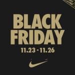 【11月23日~26日開催】Nike Black Friday 【対象商品20%OFF】