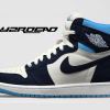 "【2019年発売】Air Jordan 1 Retro High OG ""Obsidian""【エアジョーダン1】"