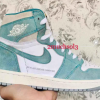 "【2019】Air Jordan 1 Retro High OG ""Turbo Green""555088-311"