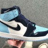 "【2月9日発売】Air Jordan 1 Retro High OG ""UNC Patent""【エアジョーダン1】"