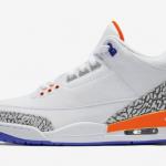 """【2019】Air Jordan 3 """"Knicks Rivals""""【136064-148】"""