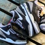 """【噂】Air Jordan 3 Tinker """"Black Cement"""" リリースへ"""