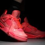 """【2019年1月12日発売】Air Jordan 4 NRG """"Hot Punch""""【エアジョーダン4】"""