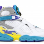 "【復刻?】Air Jordan 8 ""White Aqua""【CI1236-100】"