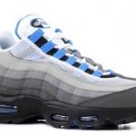 """【12月22日】 Nike Air Max 95 """"Crystal Blue""""【AT8696-100】"""