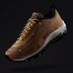"""【12月26日発売】Nike Air Max 97 """"Gold Swarovski""""【エアマックス97】"""