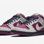 "【近日発売】Nike SB Dunk Low ""Burgundy and Grey""【SB ダンク ロー】"
