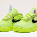 "【12月19日】Off-White x Nike Air Force 1 Low ""kids"" and ""toddler""【オフホワイト x ナイキ】"