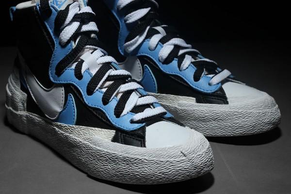 【2019年2月発売】sacai X Nike Blazer Mid【サカイ X ナイキ】 Sneaker Bucks