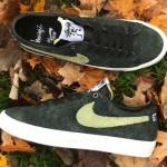【12月7日】Stüssy x Nike SB Blazer Low【ステューシー ブレーザー】