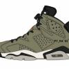 """【2019年発売】Travis Scott x Air Jordan 6 """"Medium Olive""""【トラヴィス・スコット x エアジョーダン6】"""