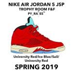 【2019春】Trophy Room x Air Jordan 5 Pack【トロフィールーム エアジョーダン5】