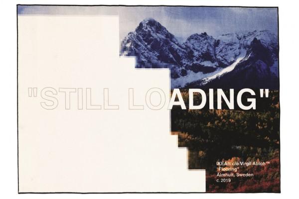 【12月15日開催】ikea X Virgil Abloh Still Loading 【限定プレリリース