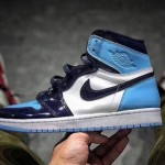 "【2月2日発売】Air Jordan 1 Retro High OG ""UNC Patent""【エアジョーダン1】"
